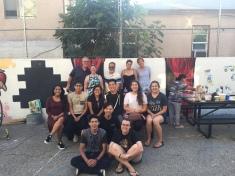 The DOOR LA Board members and discerners